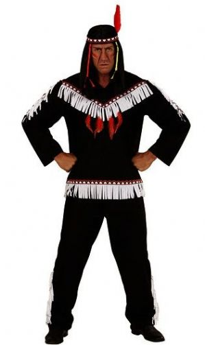 Indian Man XL Costume (06724)